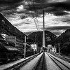 Trbovlje freight yard