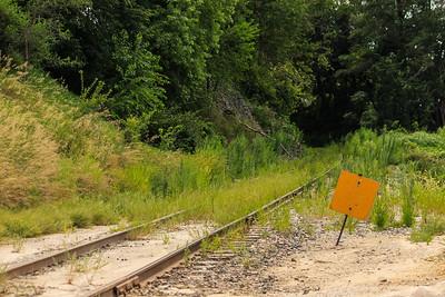 Louisville and Ashland Trains