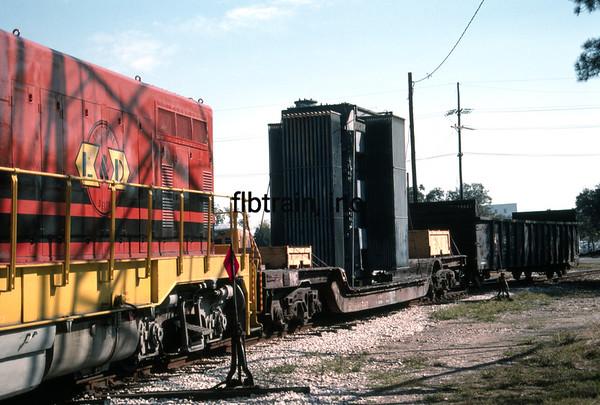 LD1989100211 - Louisiana & Delta, New Iberia, LA, 10-1989