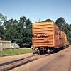 LD1988049009 - Louisiana & Delta, Thibodaux, LA, 4/1988