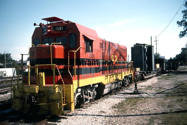LD1989100209 - Louisiana & Delta, New Iberia, LA, 10-1989