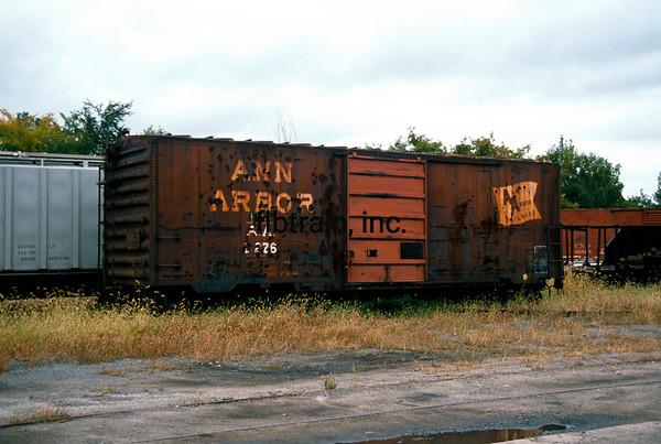 AA1990090001 - Ann Arbor, Owosso, MI, 9-1990