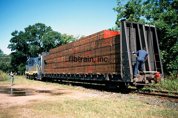 LD1990050202 - Louisiana & Delta, New Iberia, LA, 5/1990