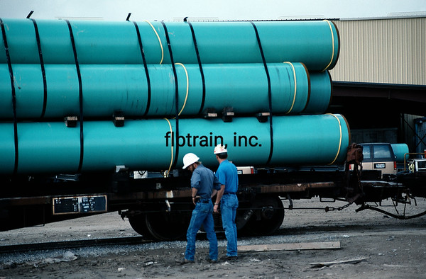 LD1989110506 - Louisiana & Delta, Port of Iberia, LA, 11/1989