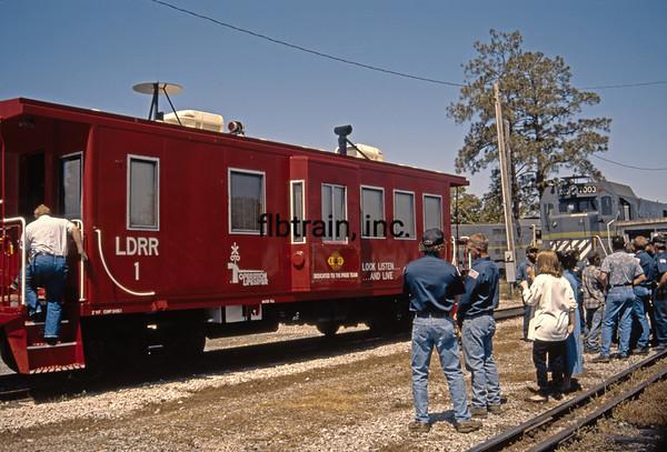 LD1996040057 - Louisiana & Delta, New Iberia, LA, 4-1996