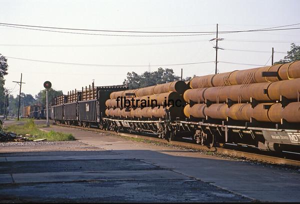 LD1990060111 - Louiiana & Delta, New Iberia, LA, 6/1990