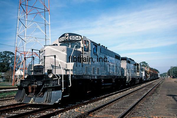 SPCX1998110109 - Qwest, New Iberia, LA, 11/1998