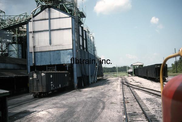 LD1993080725 - Louisiana & Delta, North Bend, LA, 8-1993
