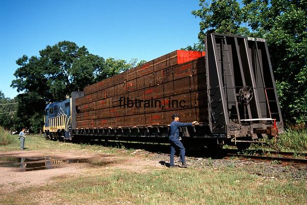 LD1990050200 - Louisiana & Delta, New Iberia, LA, 5/1990