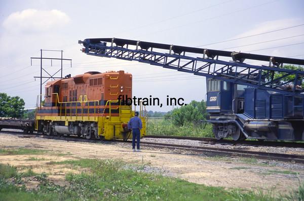 LD1992060016 - Louisiana & Delta, New Iberia, LA, 6/1992