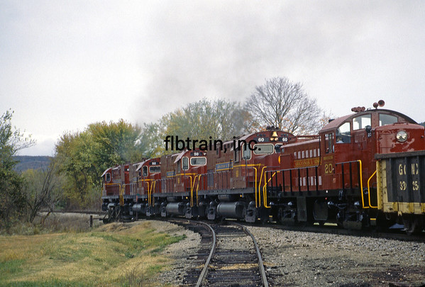 AMO1991100117 - Arkansas & Missouri, West Fork, AR, 10/1991