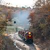 AMO1991100119 - Arkansas & Missouri, Winslow Tunnel, AR, 10-1991