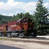 AMO1999080026 - Arkansas & Missouri, Winslow Tunnel, AR, 8/1999