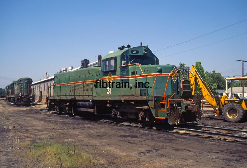 IMR1995070008 - Chicago & Illinois Midland, Springfield, IL, 7/1995