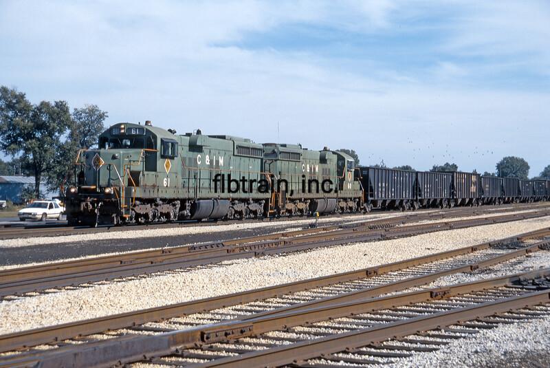 IMR1996090024 - Chicago & Illinois Midland, Springfield, IL, 9/1996