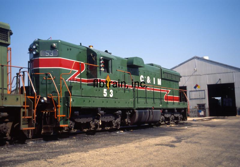 IMR1995070003 - Chicago & Illinois Midland, Springfield, IL, 7/1995