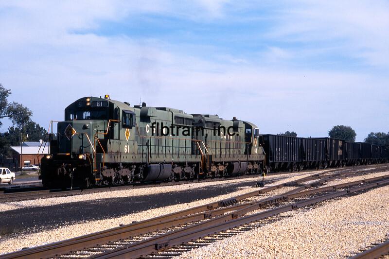 IMR1996090025 - Chicago & Illinois Midland, Springfield, IL, 9/1996