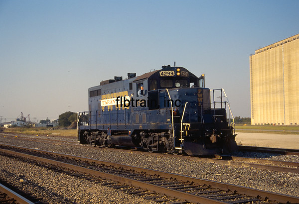 FWWR1995100002 - Fort Worth & Western, Saginaw, TX, 10-1995