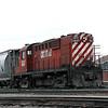 QGRY2000060016 - Quebec Gatineau Railway, Trois Rivere, Quebec, Canada, 6-2000