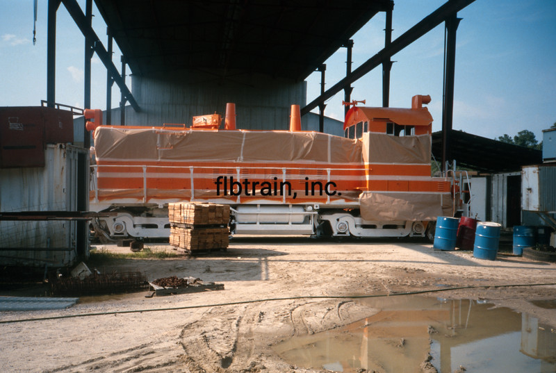 RS1987070003 - Rochester & Southern, Holden, LA, 7-1987