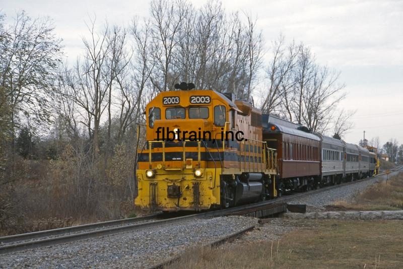 BP1999110037 - Buffalo & Pittsburgh, Retsof, NY, 1/1999