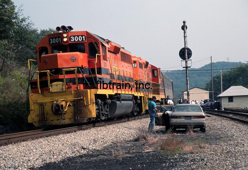 BP1992090019 - Buffalo & Pittsburgh, Wadsworth, PA, 9-1992