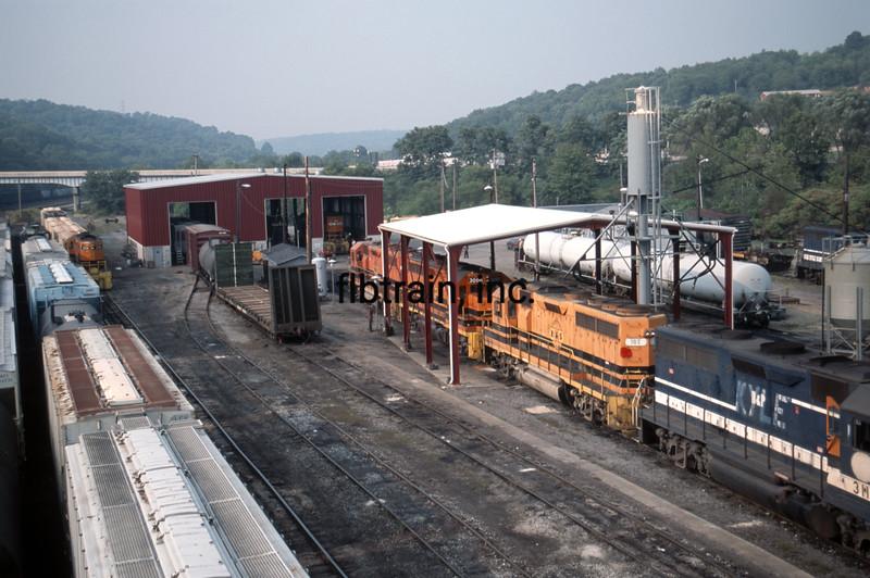 BP1992090031 - Buffalo & Pittsburgh, Butler, PA, 9-1992