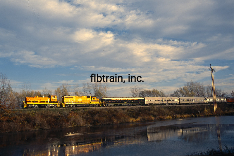 BP1999110087 - Buffalo & Pittsburgh, Mt. Morris, NY, 11/1999