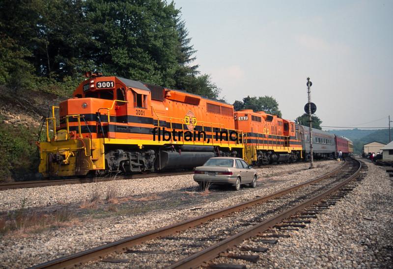 BP1992090026 - Buffalo & Pittsburgh, Wadsworth, PA, 9-1992