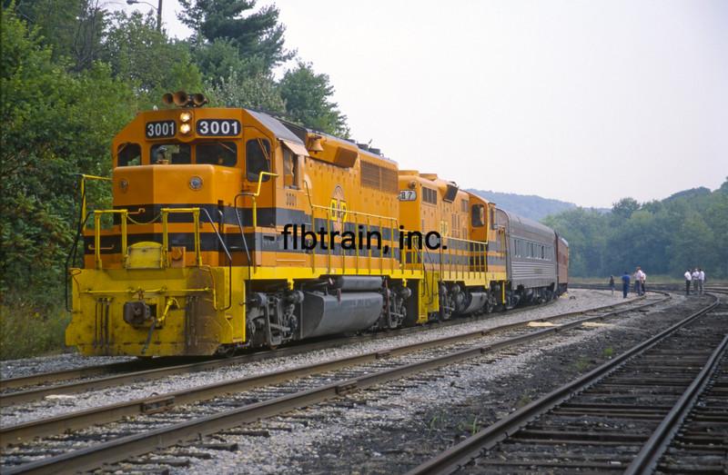 BP1992090010 - Buffalo & Pittsburgh, Punxsutawney, PA, 9/1992