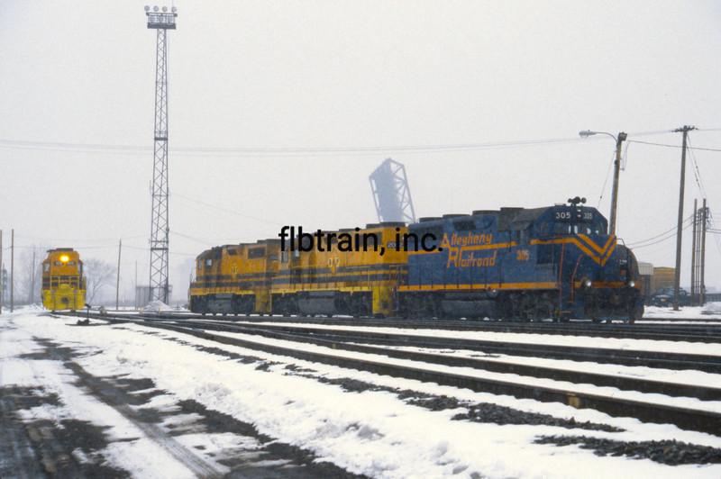 BP2000020001 - Buffalo & Pittsburgh, Buffalo, NY, 2/2000