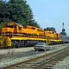 BP1992090024 - Buffalo & Pittsburgh, Wadsworth, PA, 9/1992