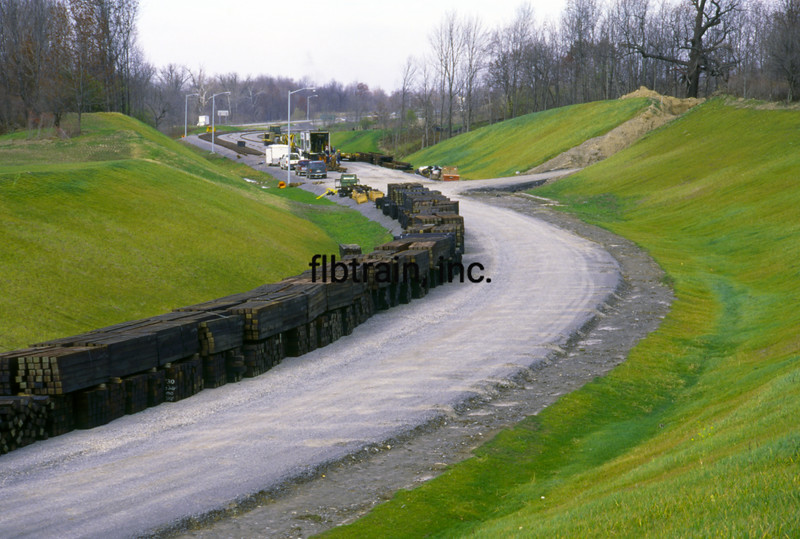BP1991110051 - Buffalo & Pittsburgh, Hampton Corners, NY, 11/1999