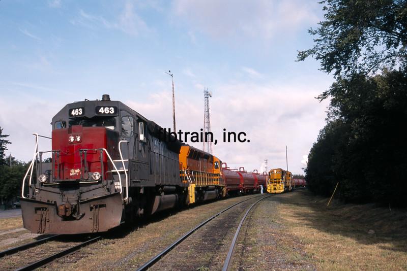 HC2000080012 - Huron Central, Sault Ste. Marie, Canada, 8-2000