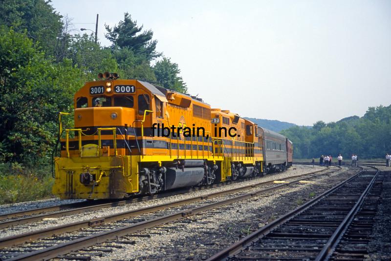 BP1992090008 - Buffalo & Pittsburgh, Punxsutawney, PA, 9/1992