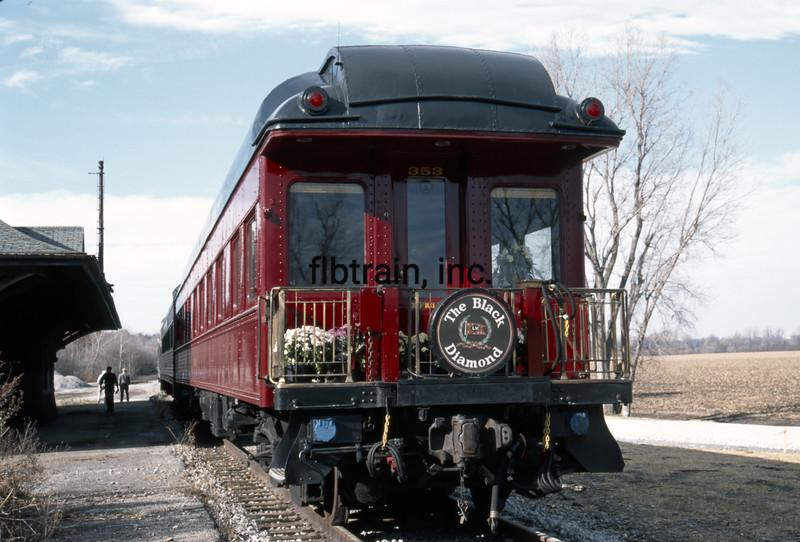 BP1999110062 - Buffalo & Pittsburgh, Mt. Morris, NY, 11-1999