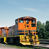 QGRY2000060003 - Quebec Gatineau Railway, Outremont, Quebec, Canada, 6-2000