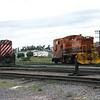 QGRY2000060010 - Quebec Gatineau Railway, Trois Rivere, Quebec, Canada, 6-2000