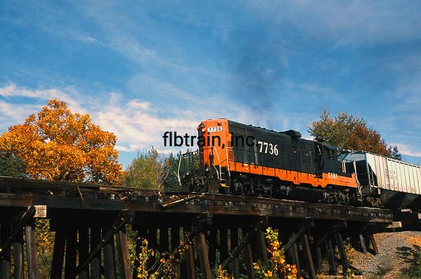 LRW2006110059 - Little Rock & Western, Danville, AR, 11/2006
