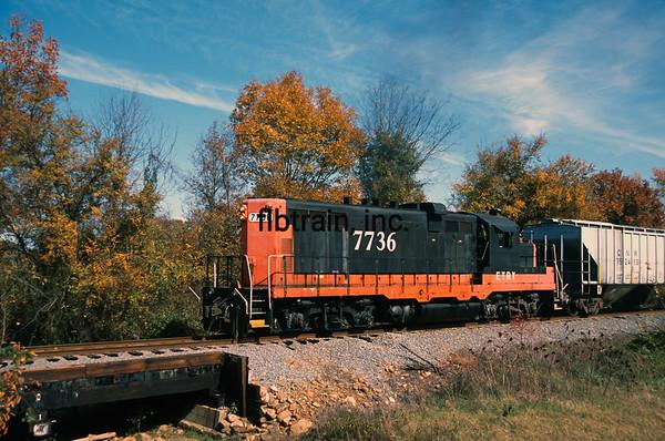 LRW2006110030 - Little Rock & Western, Ola, AR, 11/2006