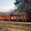 LNW1992010003 - Louisiana & Northwest, Gibsland, LA, 1-1992