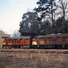 LNW1992010008 - Louisiana & Northwest, Gibsland, LA, 1-1992