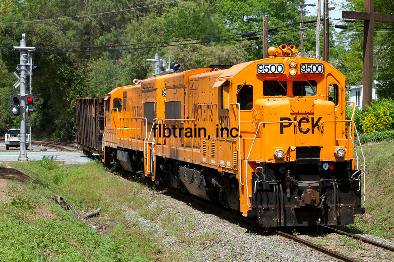 PICK2016040131 - Pickens RR, Anderson, SC, 4/2016