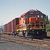 PNWR1997090006 - Portland & Western, St. Helens, OR, 9-1997