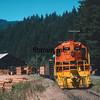 WPR1993080083 - Willamette & Pacific, Dawson, OR, 8/1993