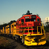 WPRR1993080001 - Willamette & Pacific, St, Joseph, OR, 8/1993