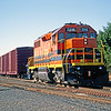 PNWR1997090009 - Portland & Western, St. Helens, OR, 9-1997