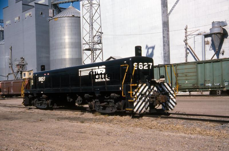 RRV1995090040 - Red River Valley & Western, Breckenridge, MNN, 9-1995