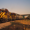 RRV1995090009 - Red River Valley & Western, Wapheton Jct. ND, 9-1995