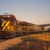 RRV1995090010 - Red River Valley & Western, Wapheton Jct., ND, 9-1995